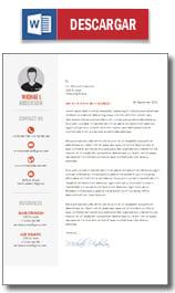 Carta De Presentacion Ejemplo Modelo Carta Presentacion