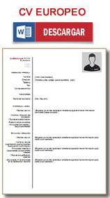 Plantilla Curriculum Vitae Gratis Ejemplo Cv Hacer Un